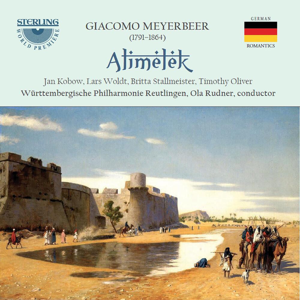 Meyerbeer - Alimelek