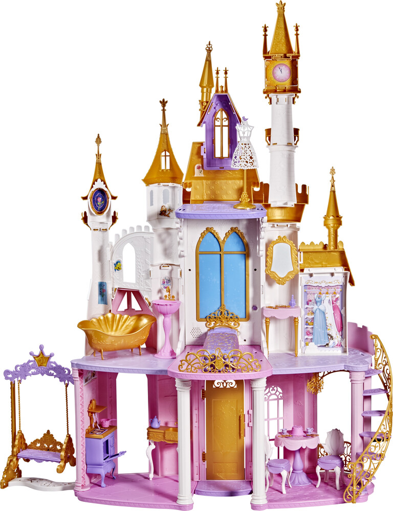 Dpr Ultimate Celebration Castle - Hasbro Collectibles - Disney Princess Ultimate Celebration Castle