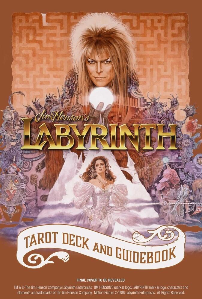 Siegel, Minerva / Hijo, Tomas - Labyrinth Tarot Deck and Guidebook