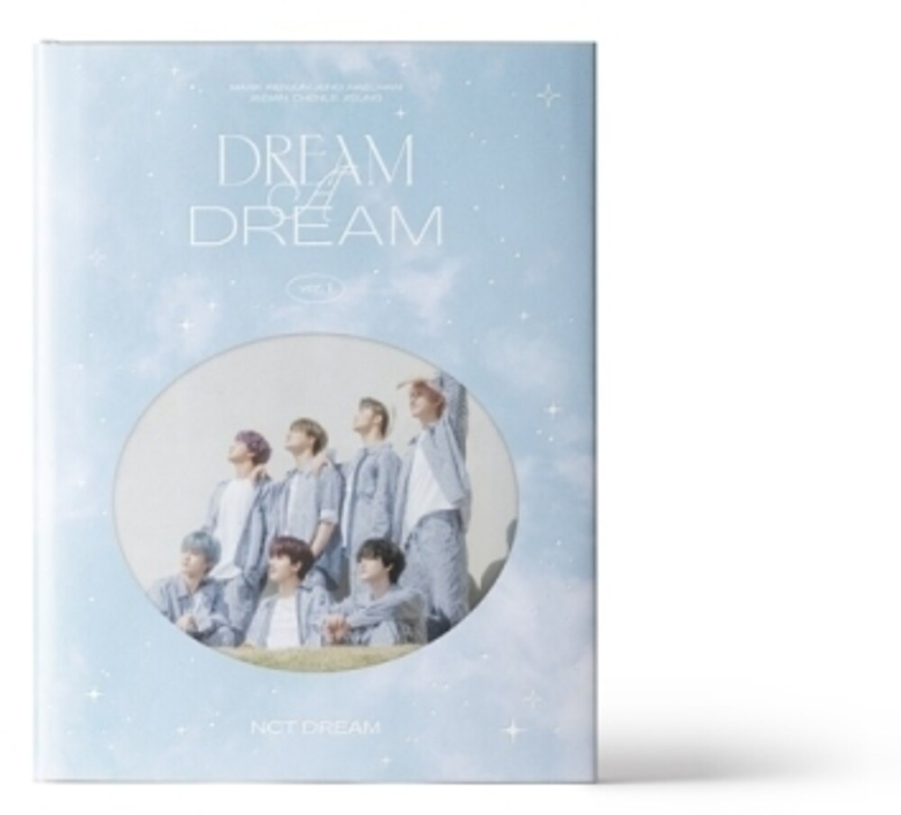 NCT Dream - NCT Dream Photo Book: Dream a Dream (216pg Photobook, Photocard Set, A2 Folded Poster + Mini-Poster)