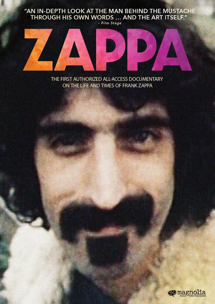 Zappa DVD - Zappa