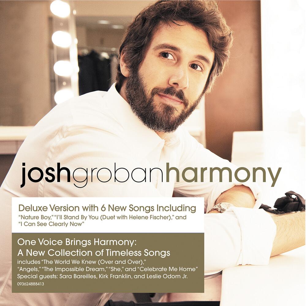 Josh Groban - Harmony (Deluxe)