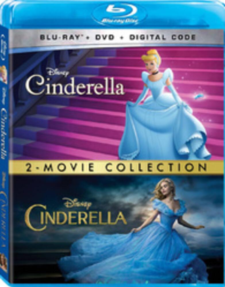 Cinderella (Animated) / Cinderella (Live Action) - Cinderella (Animated) / Cinderella (Live Action)