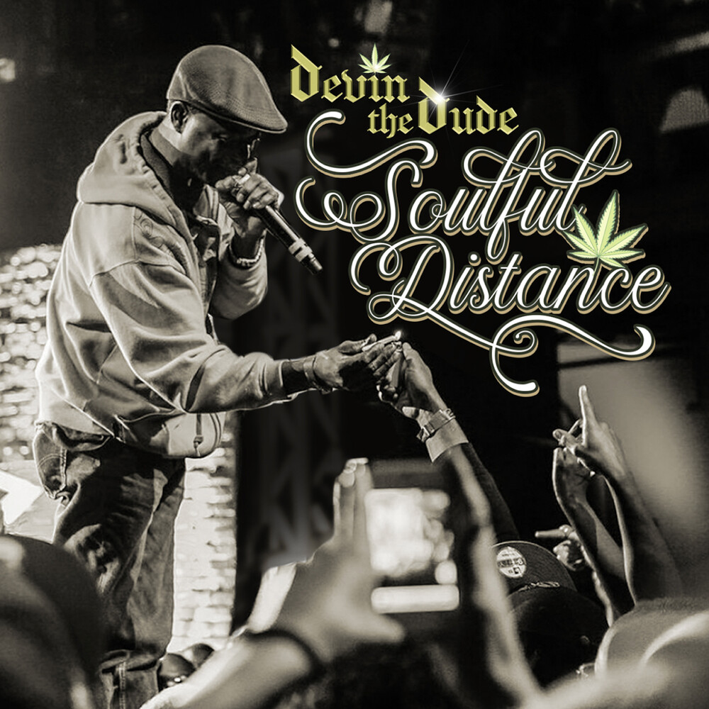 Devin The Dude - Soulful Distance (Blk) (Gate)
