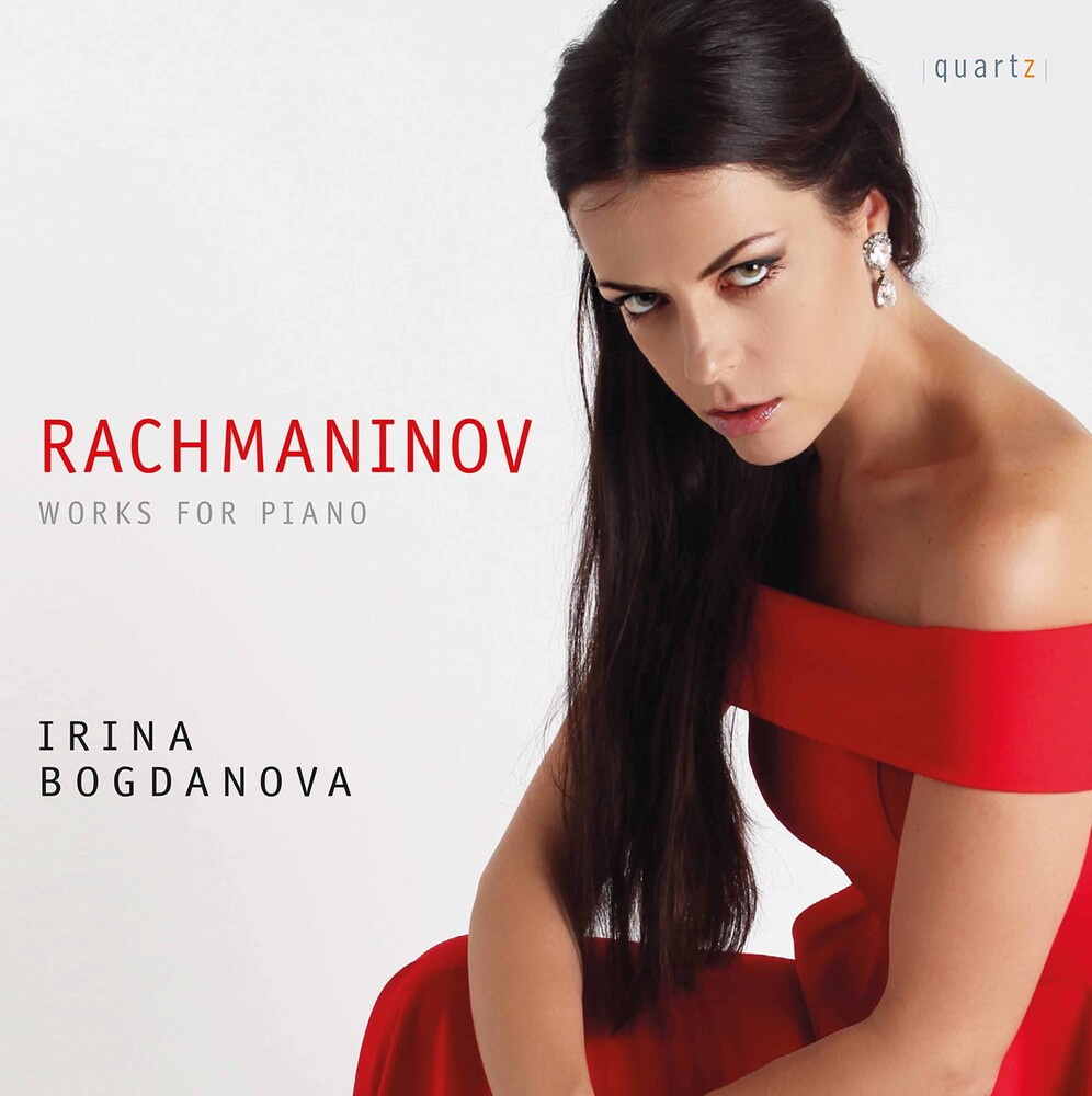 Rachmaninoff / Bogdanova - Works for Piano