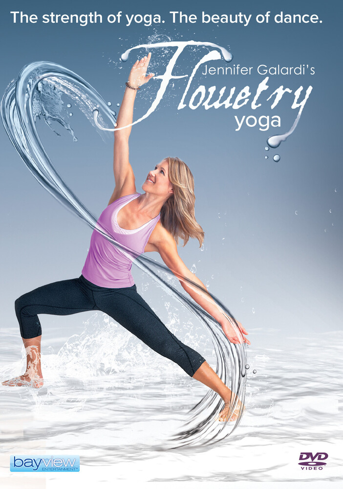 Flowetry Yoga with Jennifer Galardi - Flowetry Yoga With Jennifer Galardi