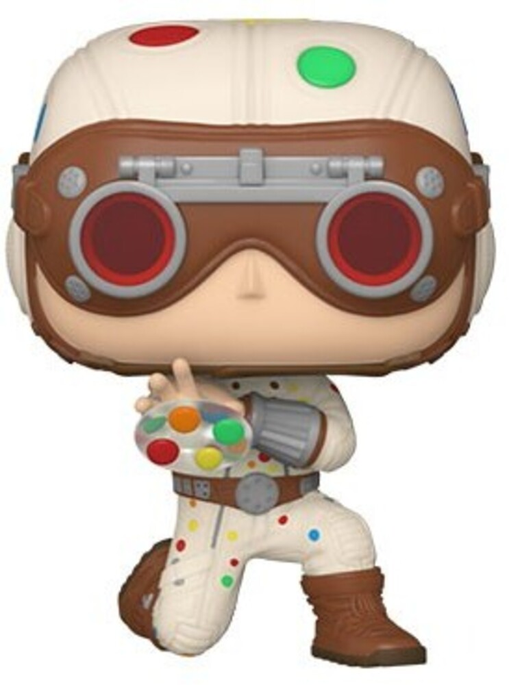 - FUNKO POP! MOVIES: The Suicide Squad- Polka-Dot Man