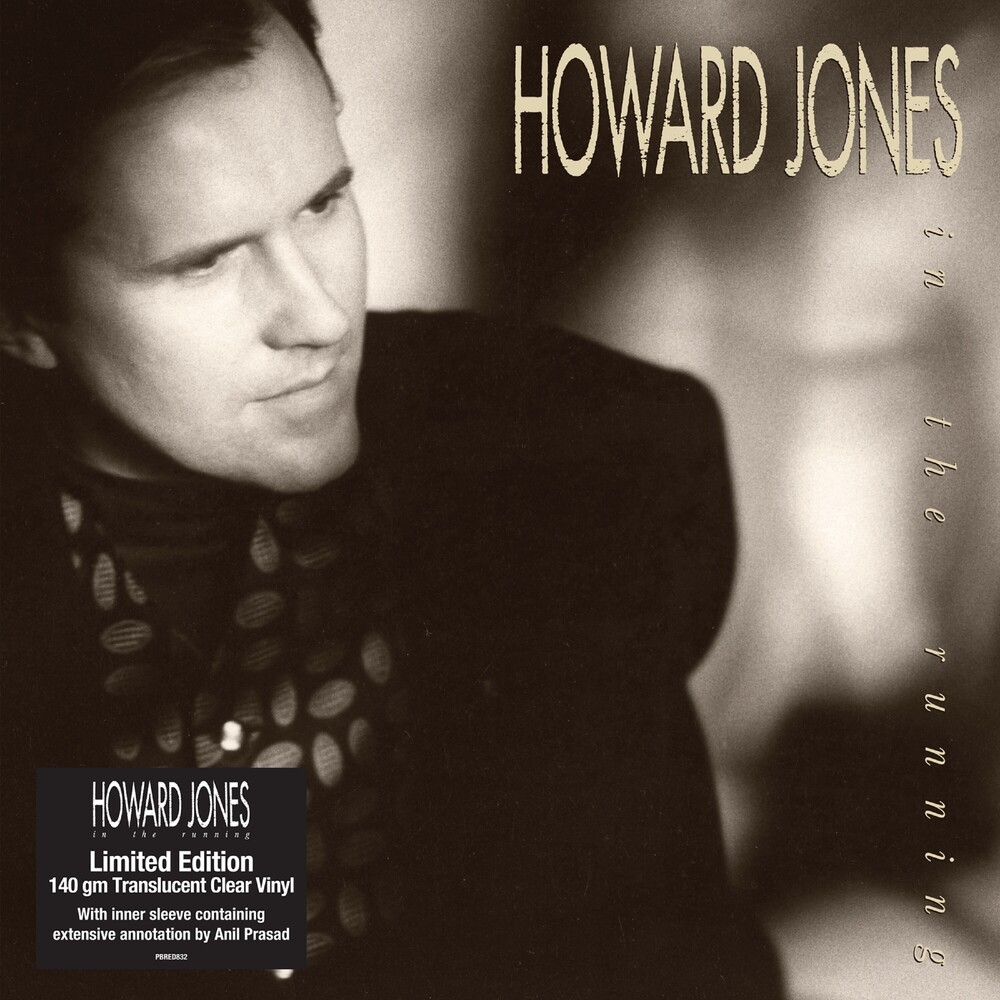 Howard Jones - In The Running [Clear Vinyl] [Limited Edition] (Ofgv) (Uk)
