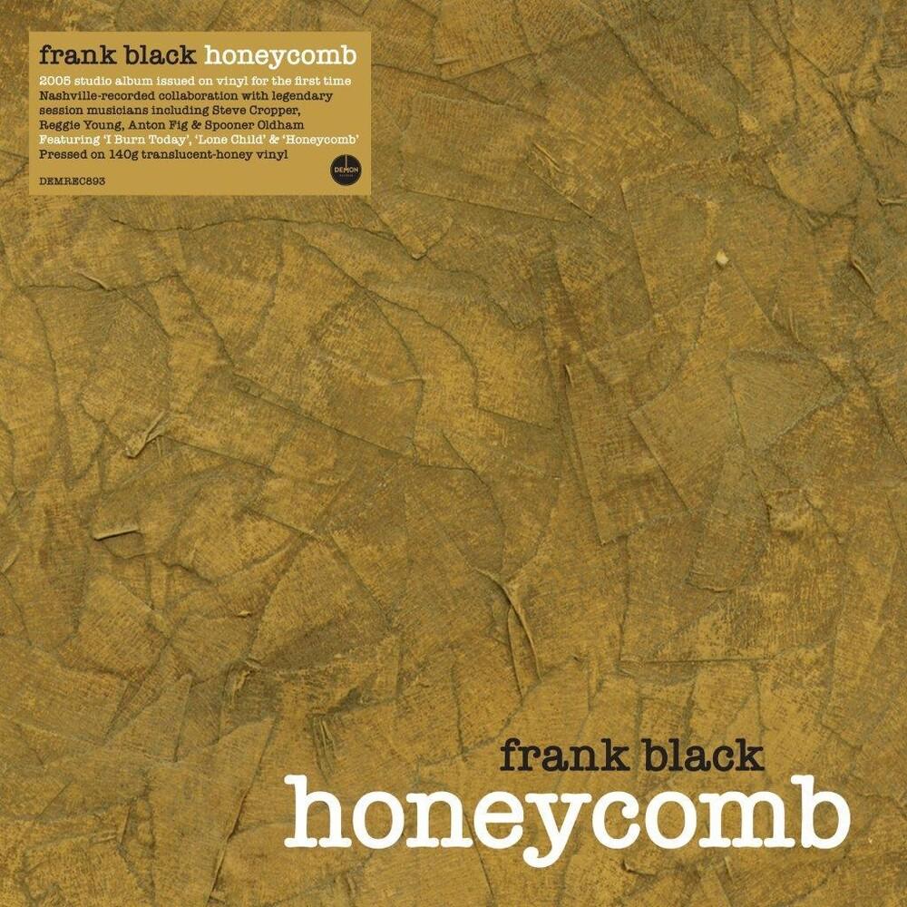 Frank Black - Honeycomb [140-Gram Translucent Honey Colored Vinyl]