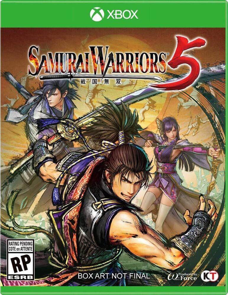 Xb1 Samurai Warriors 5 - Xb1 Samurai Warriors 5