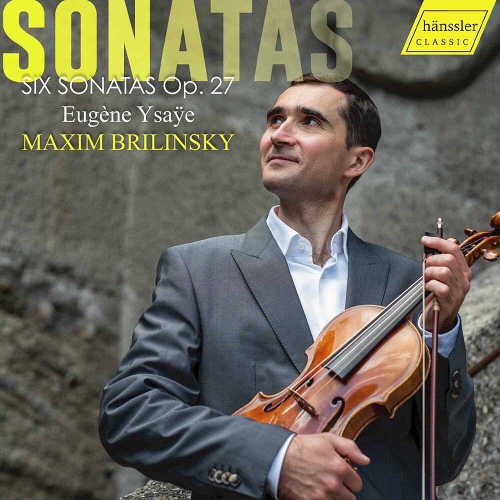 Ysaye / Brilinsky - Six Sonatas 27