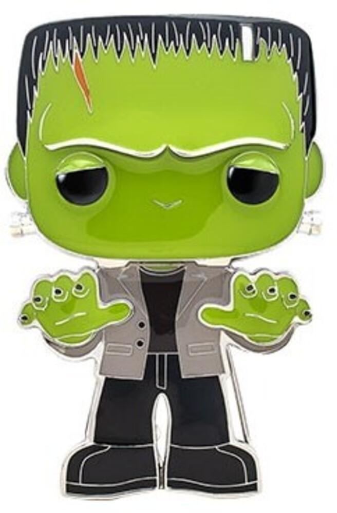 Funko Pop! Pins: - Universal Monsters - Frankenstein (Vfig)