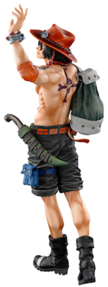 - One Piece Banpresto Wfc 3 The Portgas.D.Ace Brush