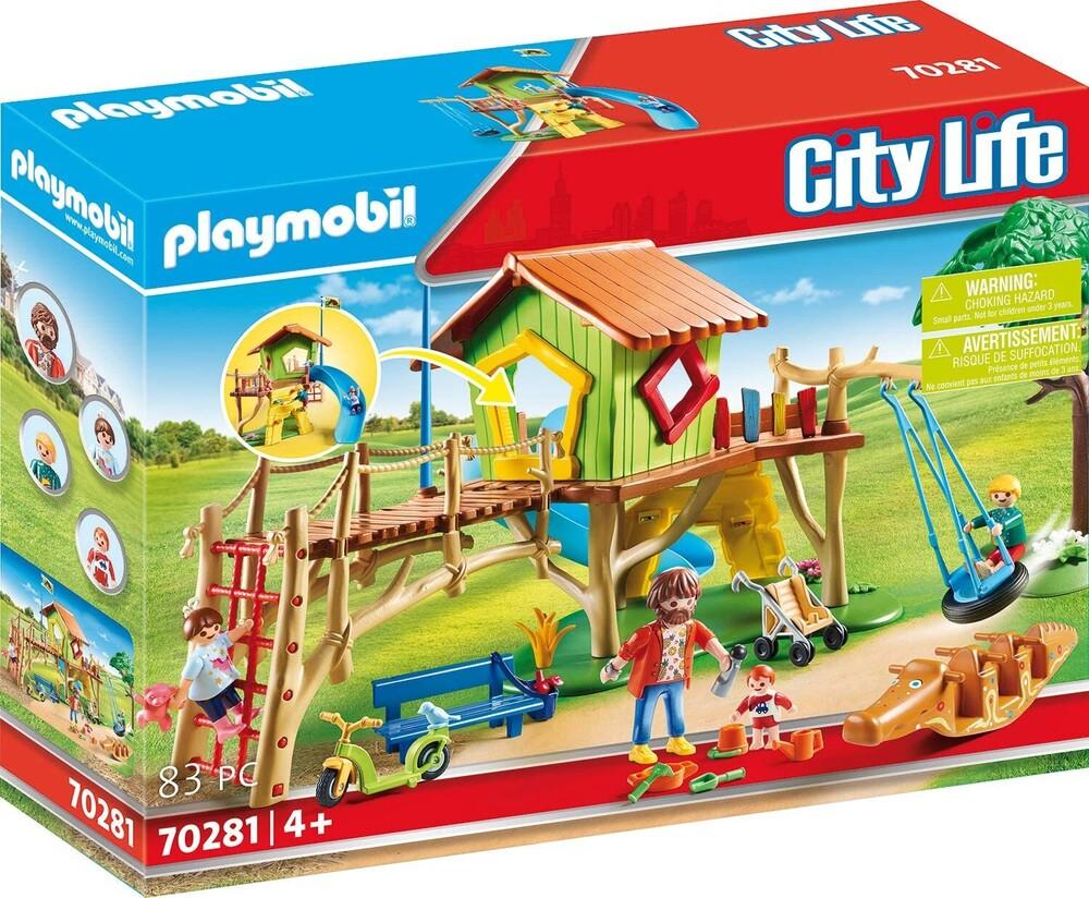 - City Life Adventure Playground (Fig)