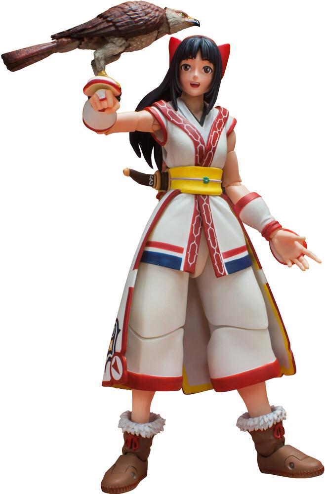 - Samurai Shodown - Nakoruru, Storm Collectibles