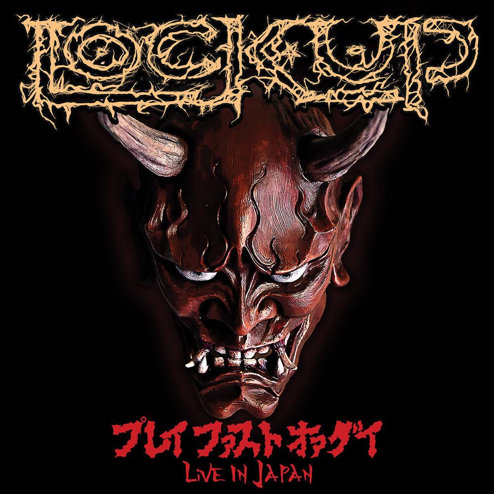 Lock Up - Play Fast Or Die: Live In Japan (Uk)