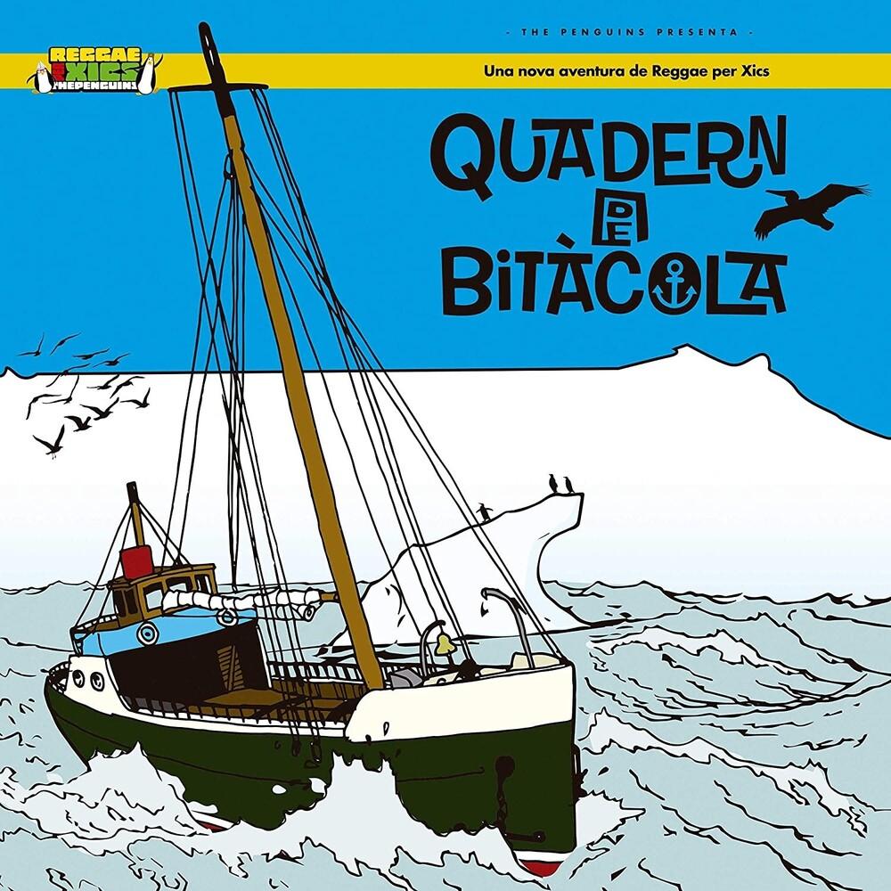 Penguins - Reggae Per Xics: Quadern De Bitacola (Spa)