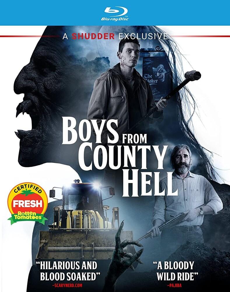 Boys From County Hell Bd - Boys From County Hell Bd / (Sub)