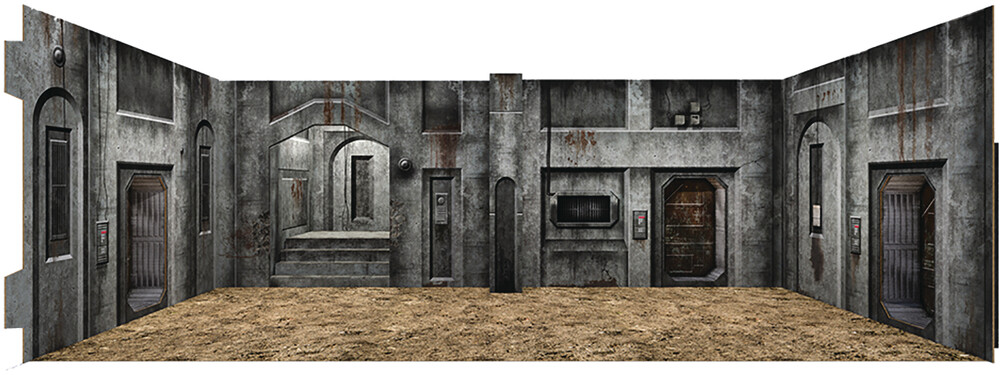- Extreme Sets J-806m Pop Up 1/18 Scale Diorama