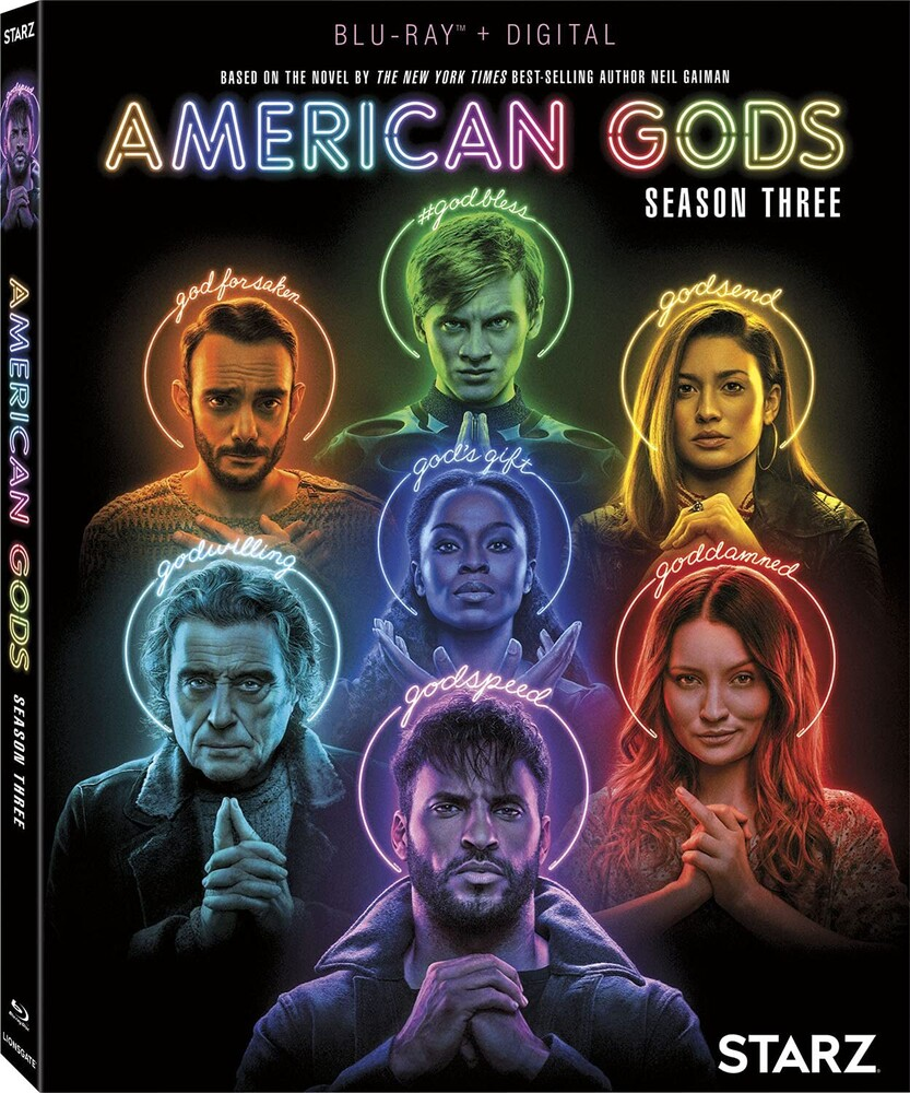 - American Gods: Season 3