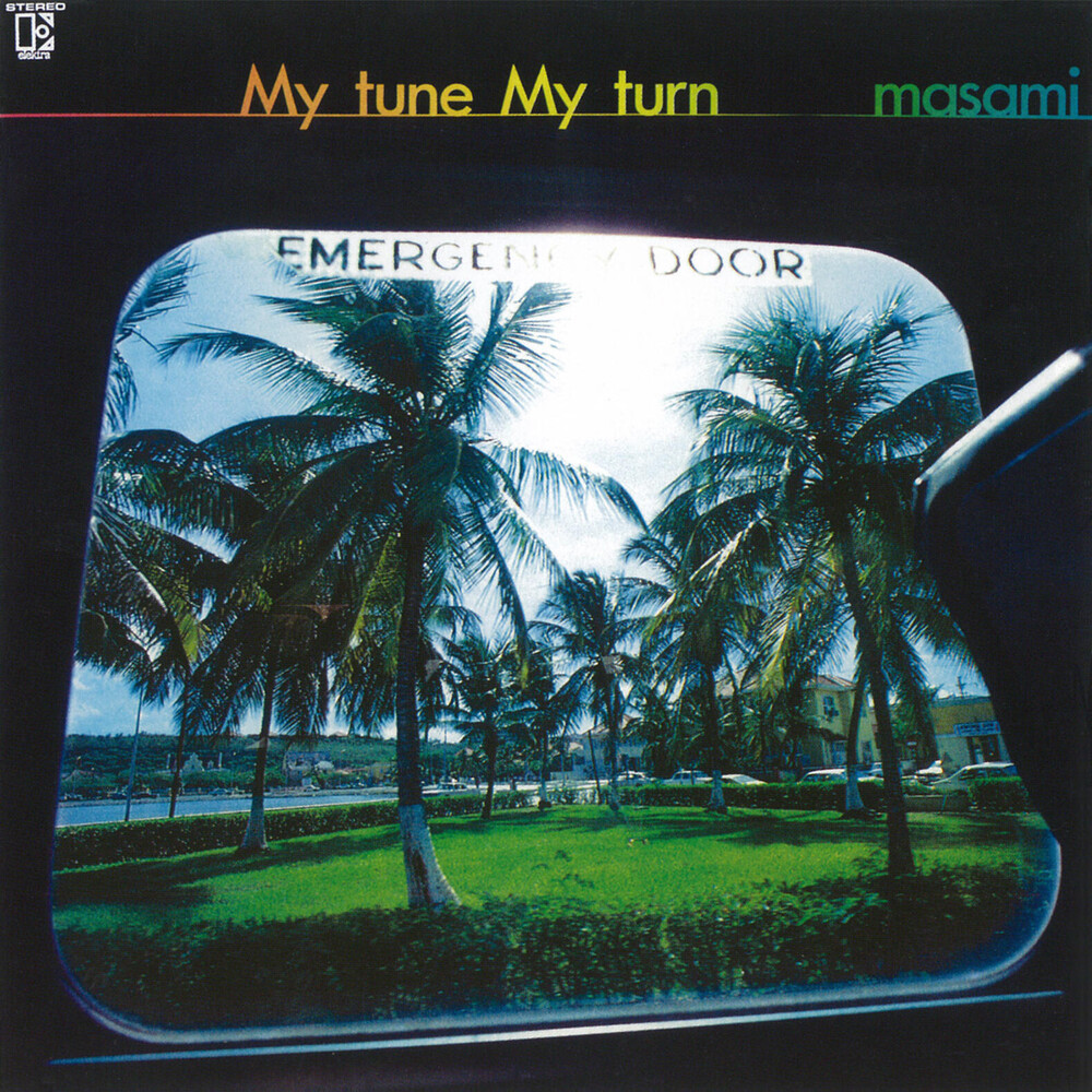 Masami Yoshida - My Tune My Turn [Clear Vinyl]