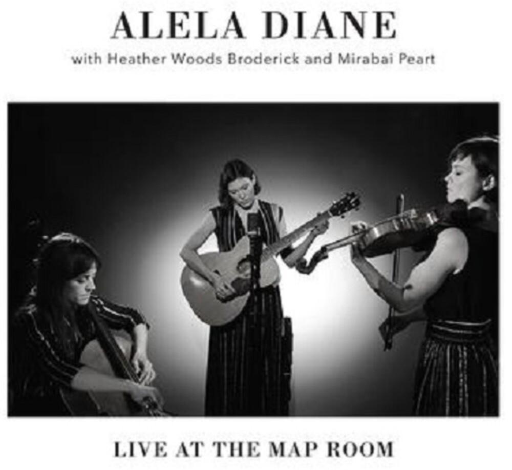 Alela Diane - Live At The Map Room