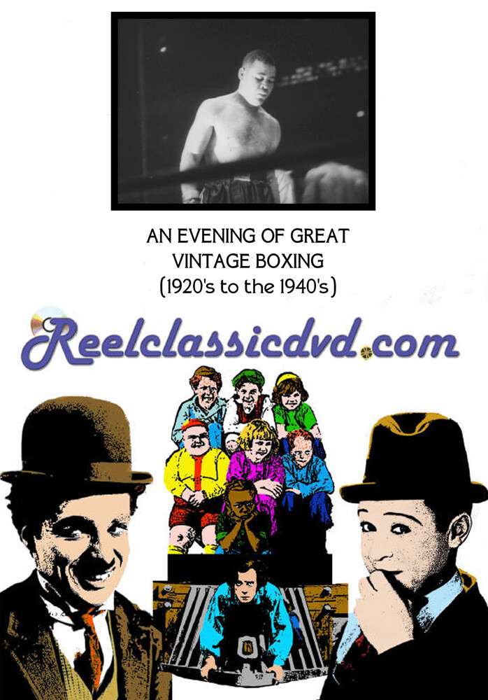 Evening of Great Vintage Boxing - Evening Of Great Vintage Boxing / (Mod)