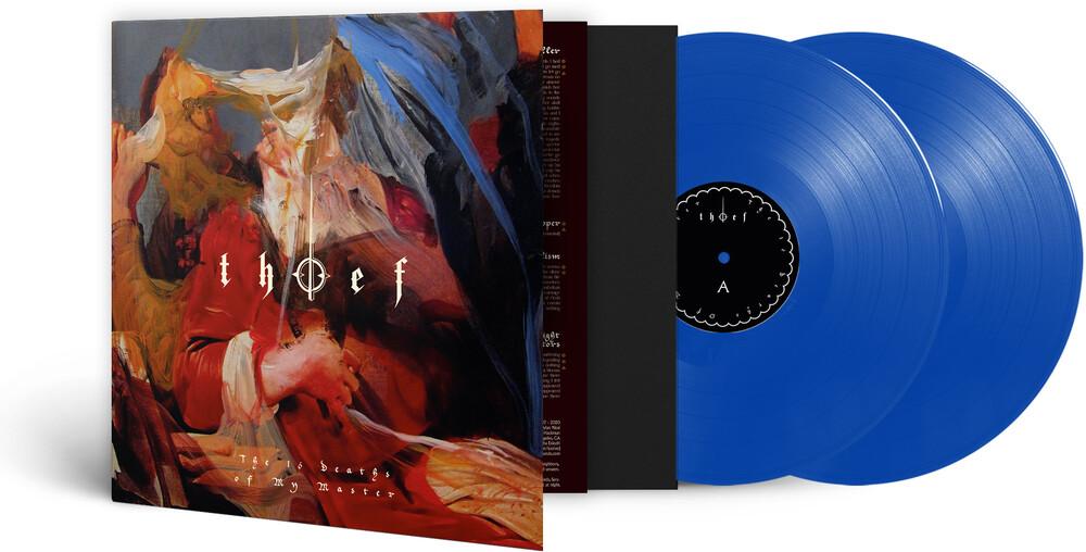 Thief - 16 Deaths Of My Master (Blue Vinyl) (Blue) [Colored Vinyl]