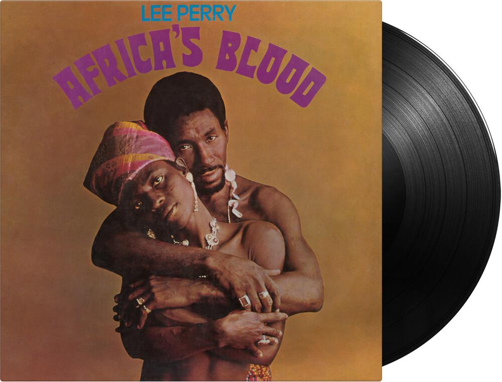 Lee Perry - Africa's Blood [180-Gram Black Vinyl]