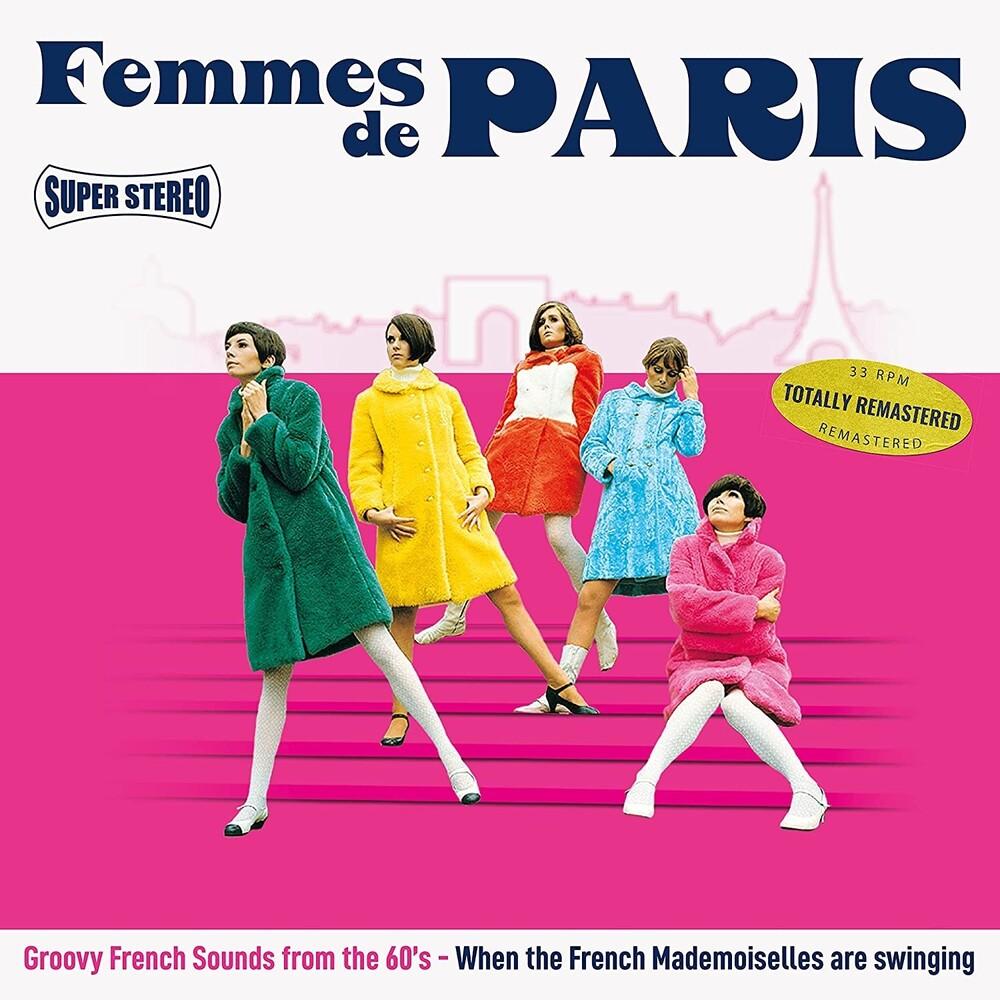 Femme De Paris / Various - Femme De Paris / Various (Spa)