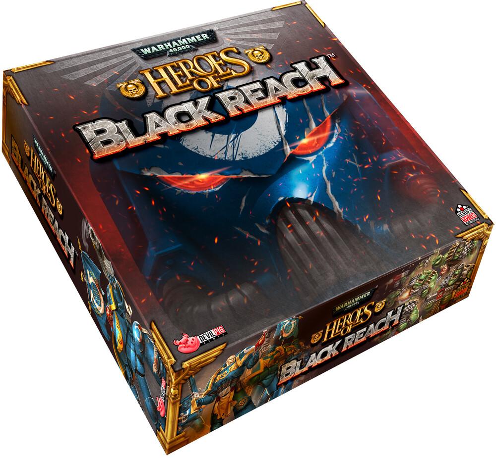 - Warhammer 000 40  Heroes Of Black Reach (Wbdg)