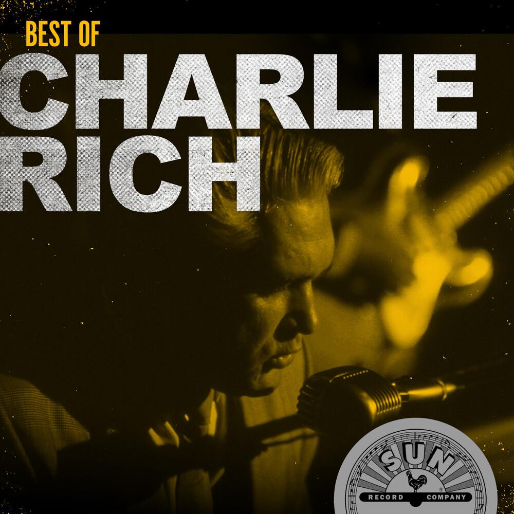- Best Of Charlie Rich