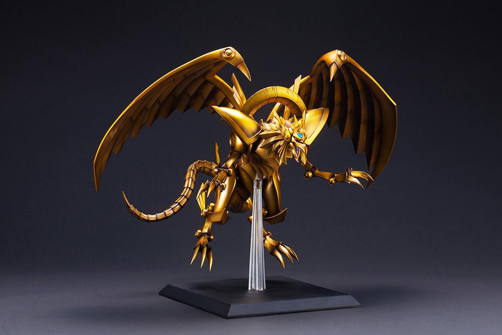 - Yu-Gi-Oh! Winged Dragon Of Ra Egyptian God Statue