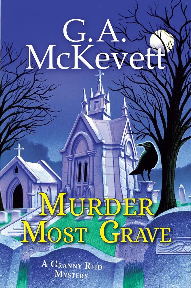 G Mckevett  A - Murder Most Grave (Hcvr) (Ser)