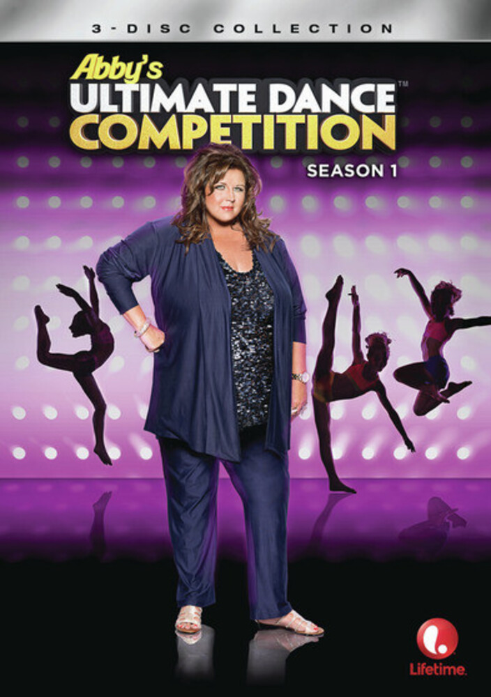 Abby's Ultimate Dance Competition - Abby's Ultimate Dance Competition (3pc) / (Mod)