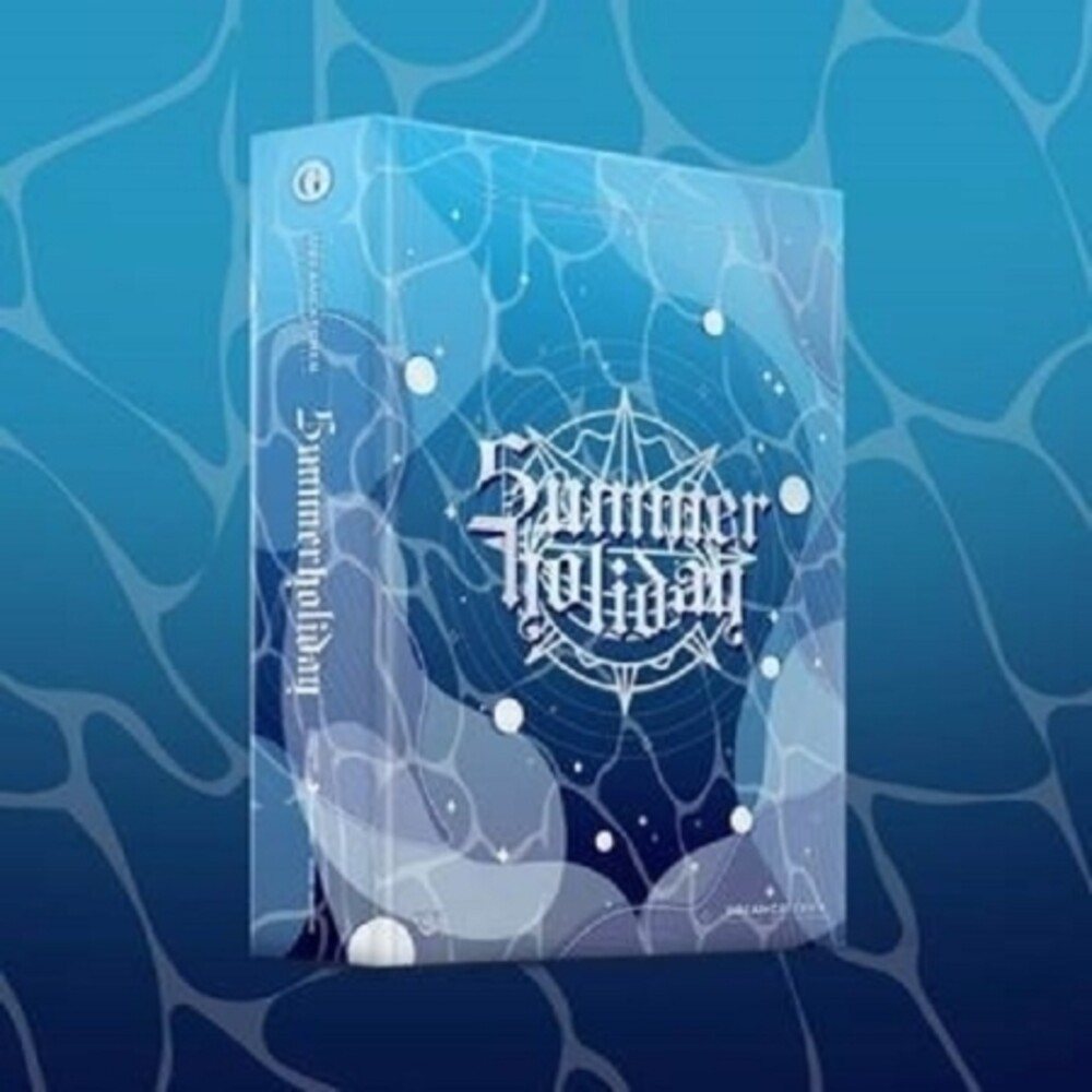 Dreamcatcher - Summer Holiday (G Version) (Post) (Stic) [With Booklet]