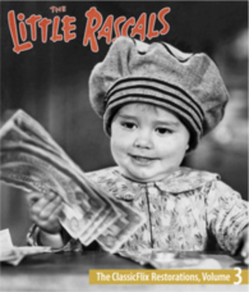 Little Rascals: Classicflix Restorations 3 - Little Rascals: Classicflix Restorations 3 / (Sub)