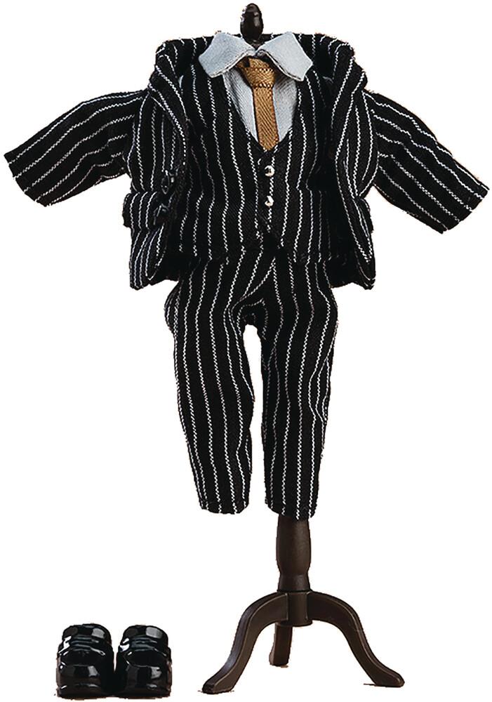 Good Smile Company - Nendoroid Doll Outfit Set Suit Stripes Ver (Plus)