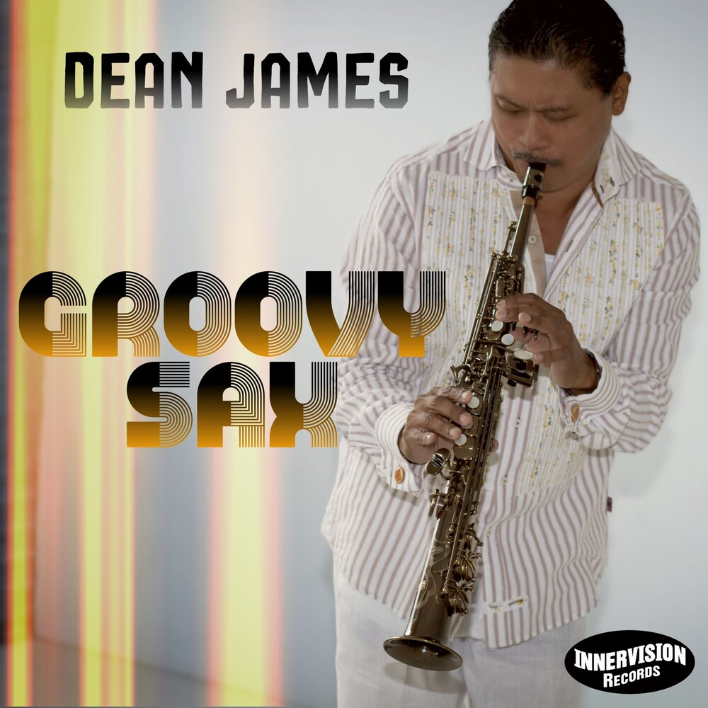 Dean James - Groovysax [Digipak]