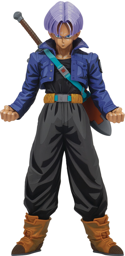Banpresto - Dragon Ball Z Master Stars Piece The Trunks Manga