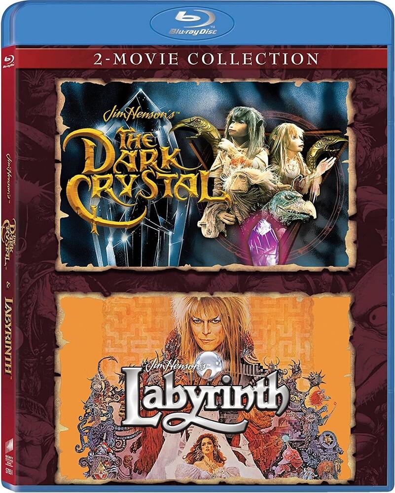 Dark Crystal / Labyrinth - Dark Crystal / Labyrinth (2pc) / (2pk Dub Sub Ws)