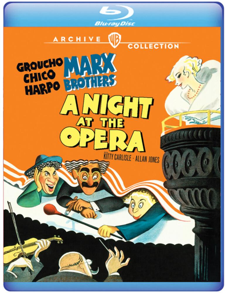 Night At The Opera - Night At The Opera / (Mod)