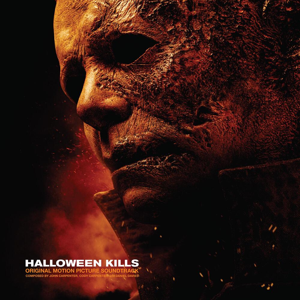 John Carpenter  / Carpenter,Cody / Davies,Daniel - Halloween Kills / O.S.T. [Indie Exclusive] [Colored Vinyl] (Org) [Indie Exclusive]
