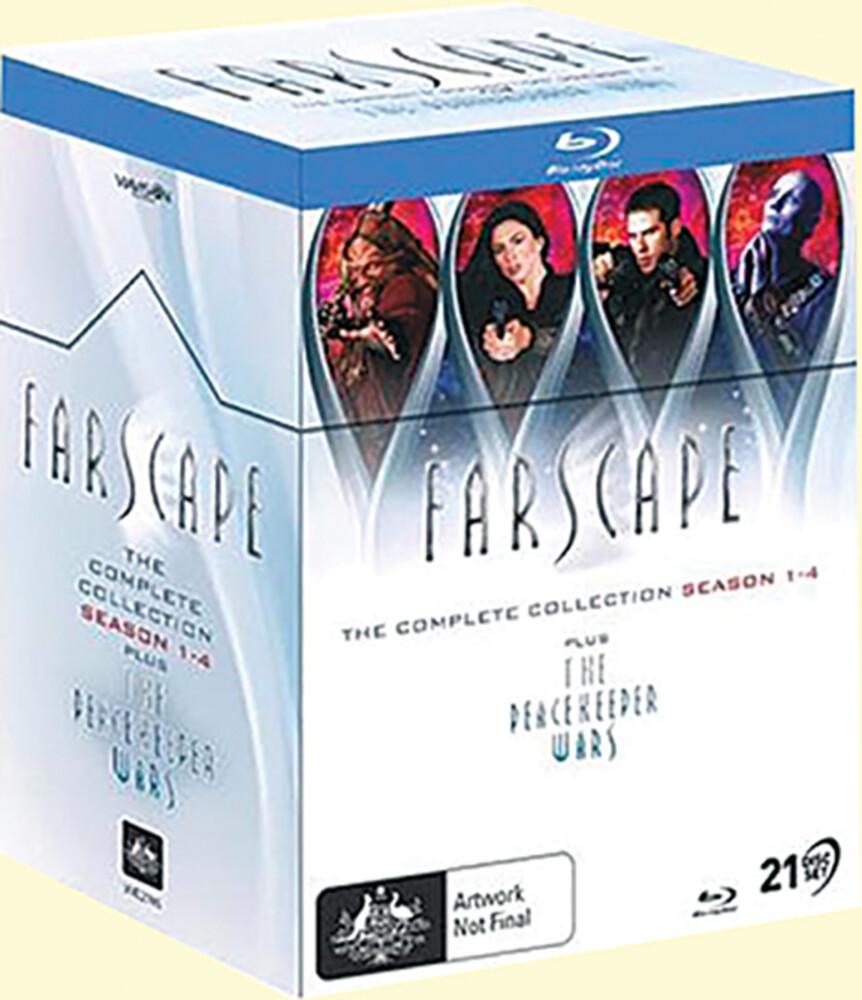 Farscape: Complete Series - Farscape: Complete Series [All-Region/1080p]