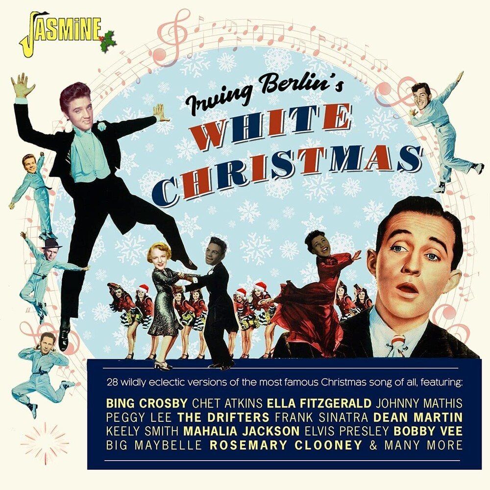 Various Artists - Irving Berlin'S White Christmas - 28 Wildly Eclectic Versions Of The Most Famous Christmas Song Of All / Various