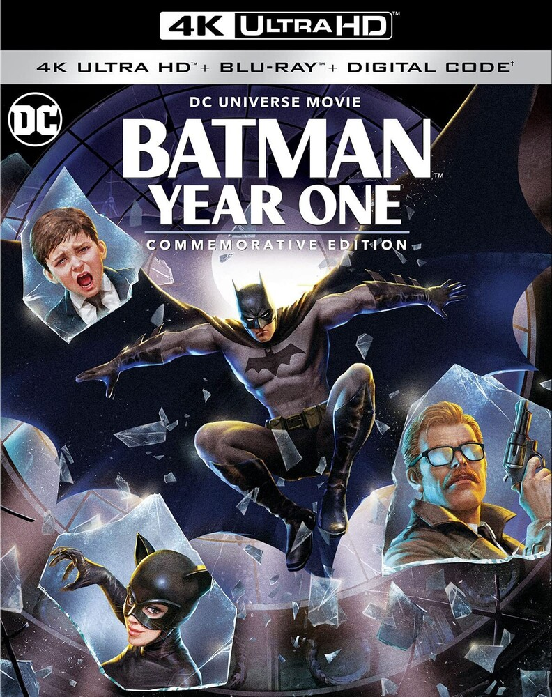 Ben McKenzie - Batman: Year One (Commemorative Edition)