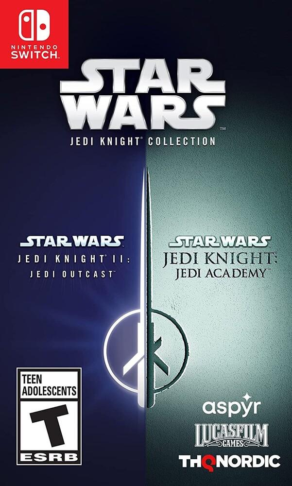 Swi Star Wars Jedi Knight Collection - Star Wars Jedi Knight Collection for Nintendo Switch