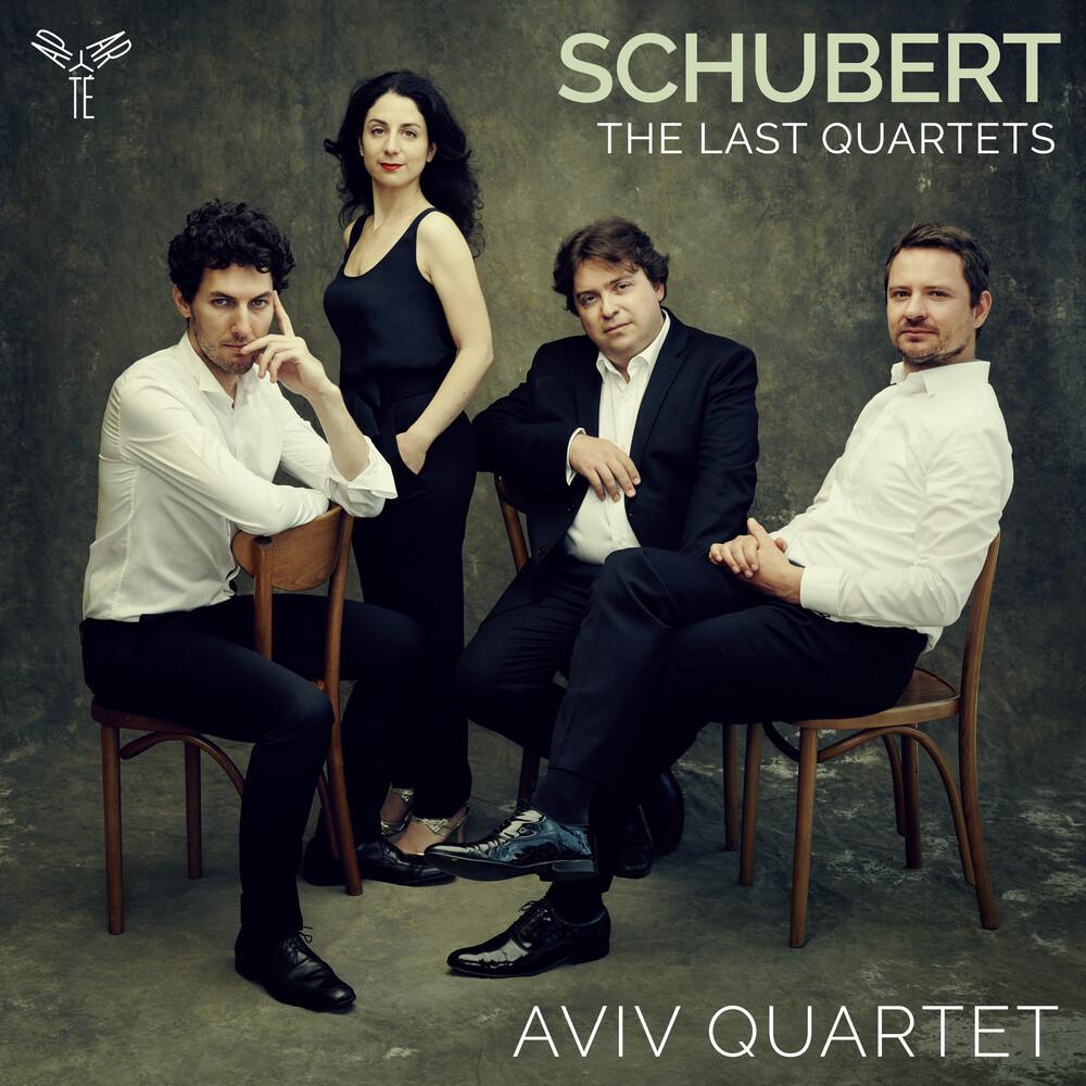 Aviv Quartet - Schubert: The Last Quartets