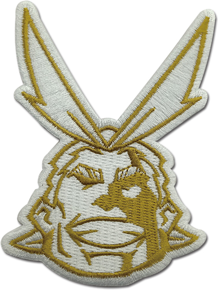 My Hero Academia All Might Icon 3.5 Inch Patch - My Hero Academia All Might Icon 3.5 Inch Patch