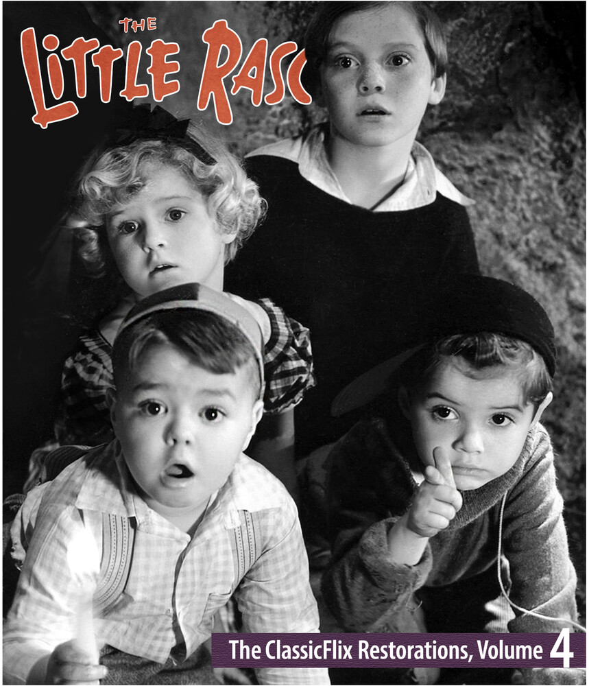 Little Rascals: Classicflix Restorations 4 - Little Rascals: Classicflix Restorations 4 / (Sub)